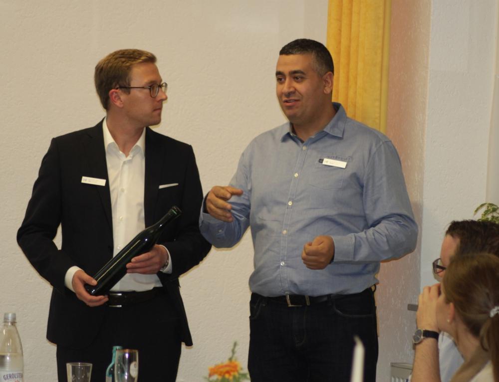 WJ Lüdenscheid: Businesspläne als Planungsinstrument