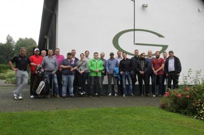 WJL beim Golfclub Gelstern