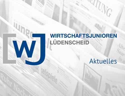 """Frank Sundermann (SPD Sprecher) zu Gast bei """"Gesprächsrunden mit Politik & Wirtschaft"""""""