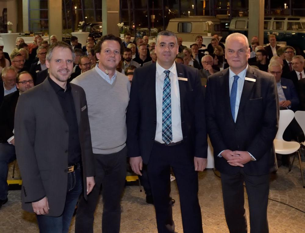 Die Erfolgsgeschichte vom Screwerk beim Forum Fabrik der Zukunft