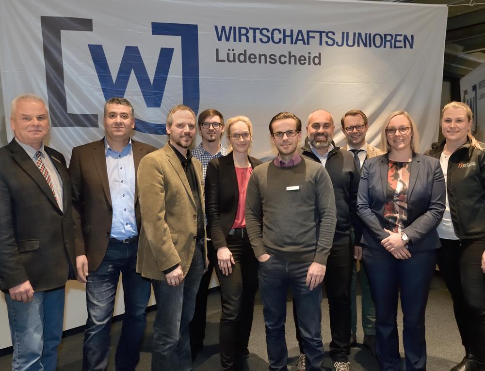 Beiratswahlen bei WJ Lüdenscheid