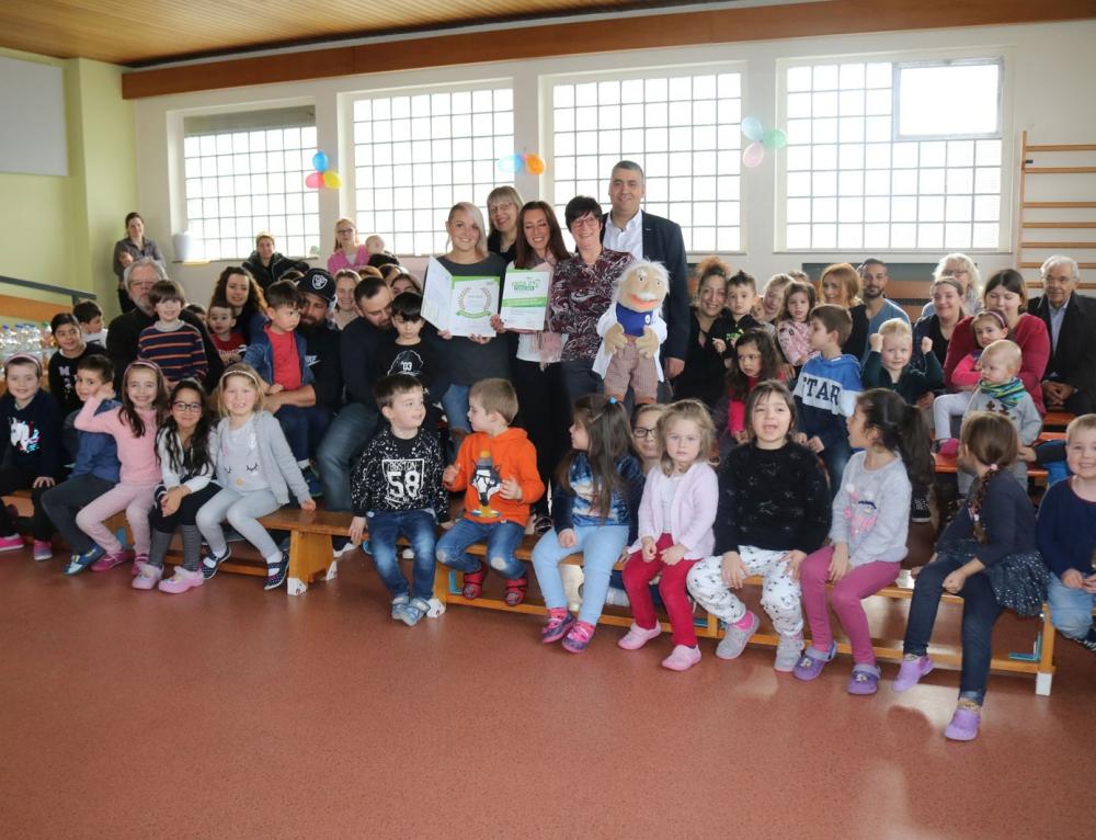 Lüdenscheider Kita Bodelschwingh als Haus der kleinen Forscher zertifiziert