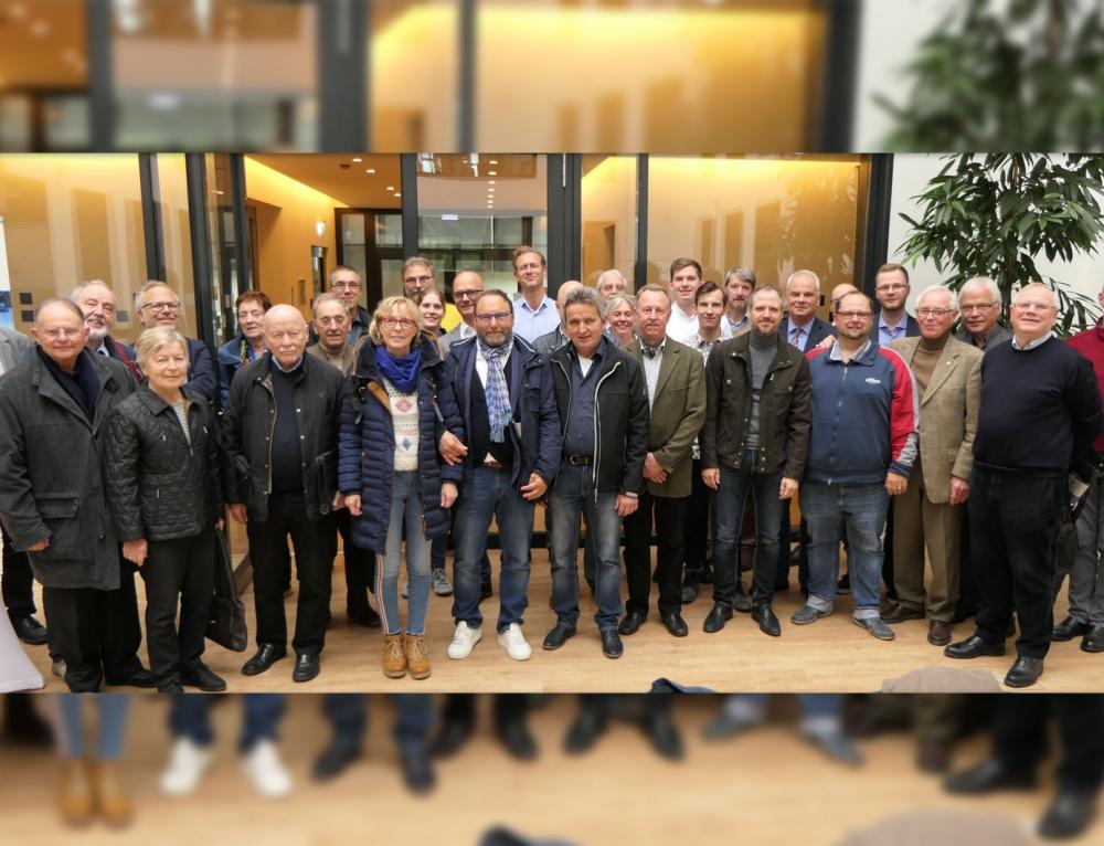 Ingenieure und Wirtschaftsjunioren bei e.GO und Fraunhofer in Aachen
