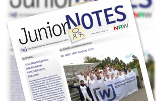 Junior Notes 2019
