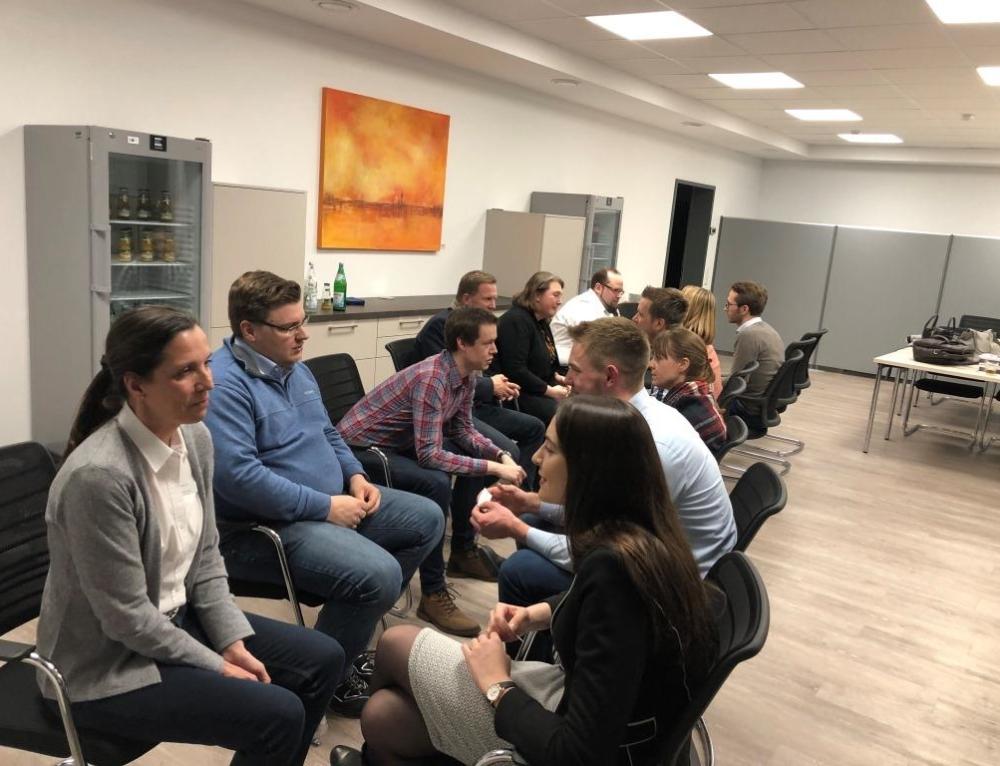 """Business Forum – """"BuFo"""" der Wirtschaftsjunioren Lüdenscheid und Südwestfalen"""